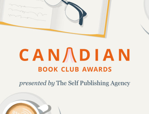 Title Sponsor For The 2019 Canadian Book Club Awards!